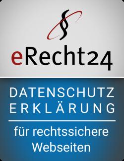 E Recht 24 Datenschutz Siegel